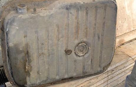 old volvo fuel drain