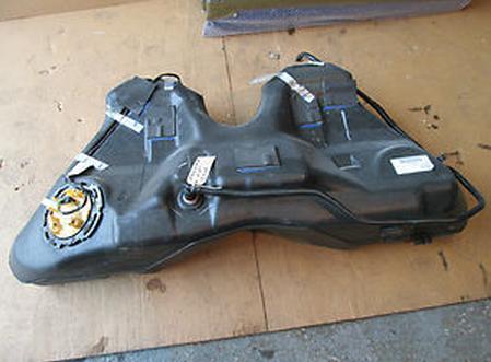 Wrong fuel Jaguar XF tank
