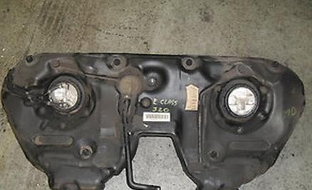 Wrong fuel in mercedes petrol in diesel uk for Mercedes benz fuel tank