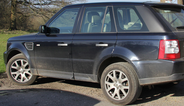Wrong fuel rangerover sport
