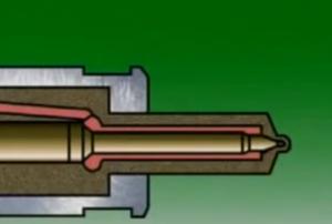 Diesel injector wrong fuel