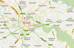 Fuel drain norwich
