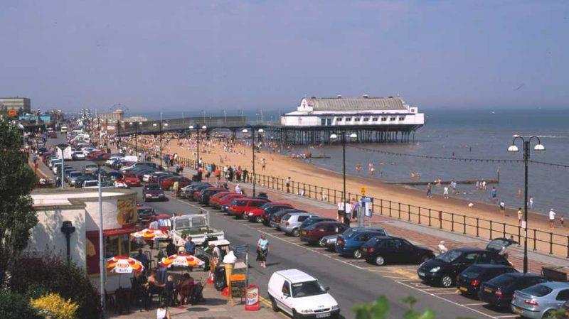 Grimsby seaside