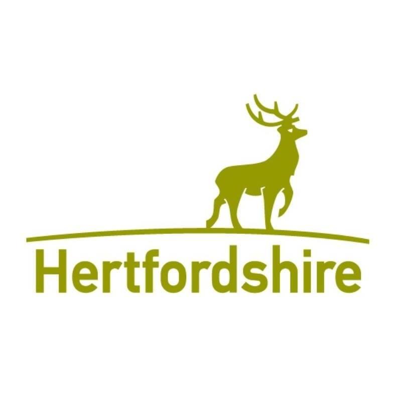 Hertfordshire symbol with deer