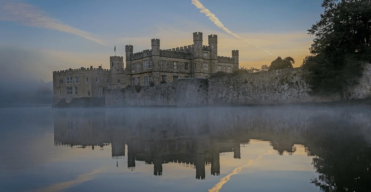 A castle in Kent